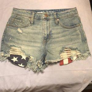 Super cute jean shorts